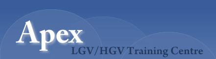 Apex LGV/HGV Training Centre Logo